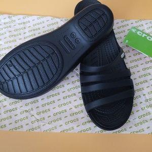 CROCS Shoes - Crocs size 10 women's